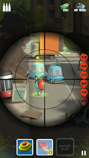 Snipers Vs Thieves: Zombies! 1.7.39817 screenshots 7