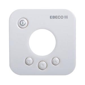 Ebeco Front Cover White för Eljo Trend