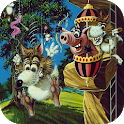 Papaya - Little Pigs and the Wolves icon