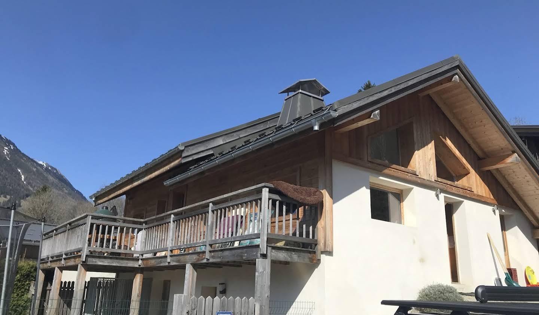 Chalet avec terrasse Les Houches