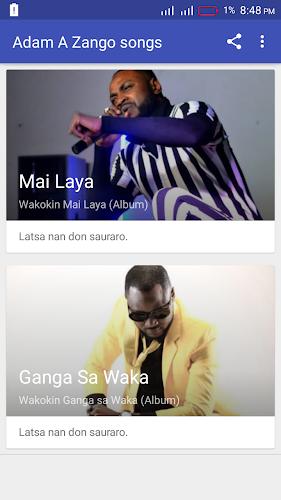 Download Adam A Zango APK latest version App by Hausa Film