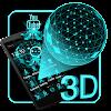 3D الديناميكية الإسقاط الهولوغرام موضوع قاذفة APK