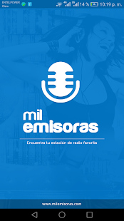 Radios Chile - Emisoras Chilenas Screenshot