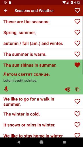 Learn Russia Free Offline For Travel 1.4 screenshots 2