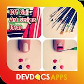 DIY Nail Art Designs Ideas