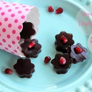 Homemade Healthy Fruit Snacks Recipe
