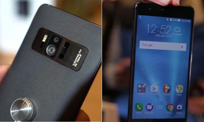 Резултат слика за Asus ZenFone AR i ZenFone 3 Zoom
