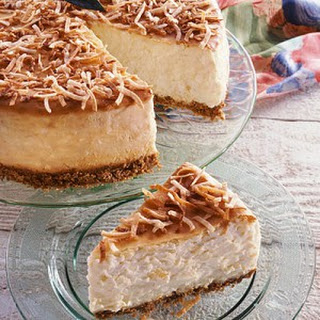 Pineapple Delight Cheesecake