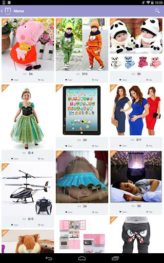 Mama - Thoughtful Shopping screenshot 6