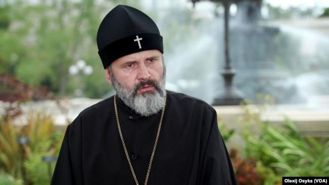 Архиепископ Симферопольский и Крымский ПЦУ Климент