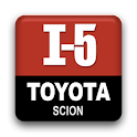I-5 Toyota Dealer App icon