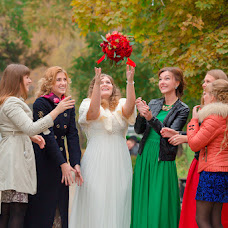 Wedding photographer Viktoriya Besedina (Vikentyi). Photo of 21.12.2015