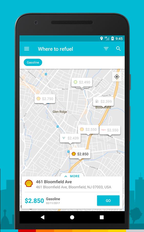 Drivvo – Car management, Fuel log, Find Cheap Gas Screenshot 1
