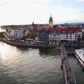 【世界の街角】飛行船が生まれた場所、南ドイツのフリードリヒスハーフェンを歩く