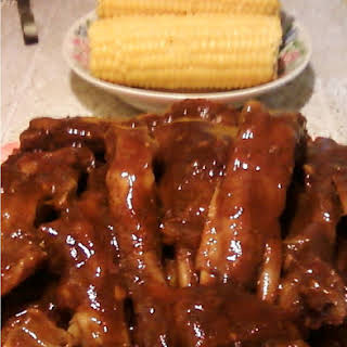 BBQ Ribs...Without A Grill.