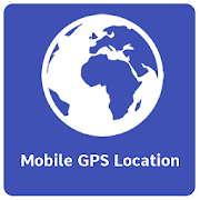 Mobile GPS Location 3.0 Icon