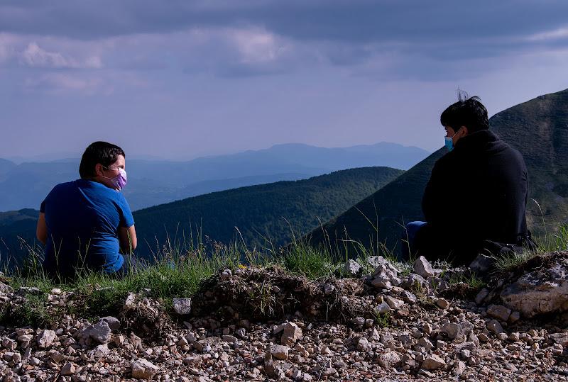 Madre e Figlio di gianluca_simotti