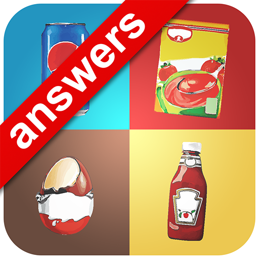 Answers for Food (Logo Quiz Extra)