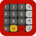 Calculator Basic (+, -, *, /) icon