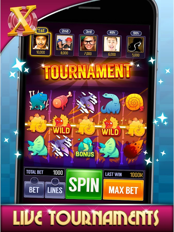 online slots for android