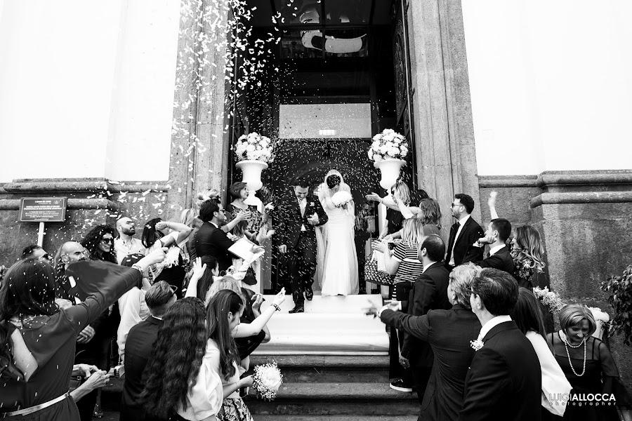 Fotografo di matrimoni Luigi Allocca (luigiallocca). Foto del 28.12.2017