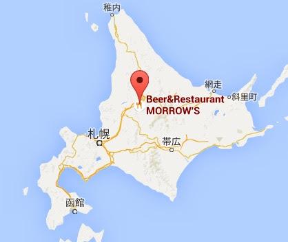 地図:モローズ・MORROW'S