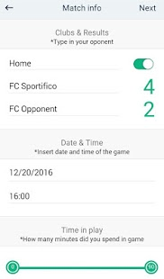 Sportifico - Players & Coaches- screenshot thumbnail