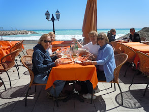 Photo: Lunch on the Riviera