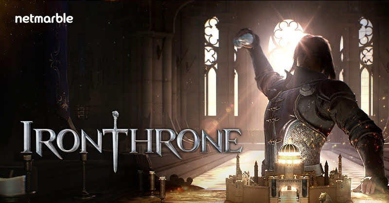 [Iron Throne] พร้อมโหลด! เกม MMO เชิงกลยุทธ์รูปแบบสงคราม!