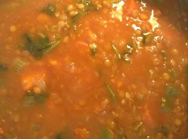 Spicy Lentils Recipe