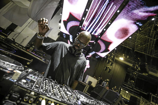 DJ Black Coffee is dominating the Sama nominations .