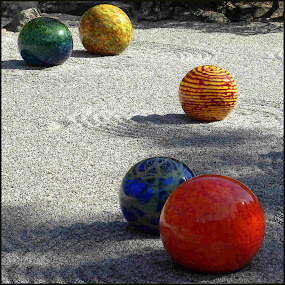 Chihuly Glass Balls by Patti Westberry - Abstract Fine Art ( cheekwood, chihuly,  )