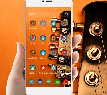 Download Guitar music hip hop theme For PC Windows and Mac apk screenshot 4