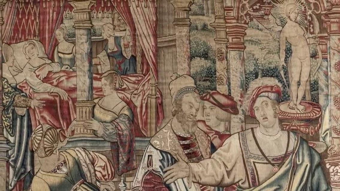 Vídeo - MUSEU.DOC 3 | Tapeçarias Flamengas | Série de Édipo