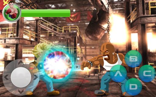 Supper Street Fighter Game 1.9 screenshots 1