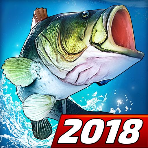 Fishing Clash: Catching Fish Game. Bass Hunting 3D (game)