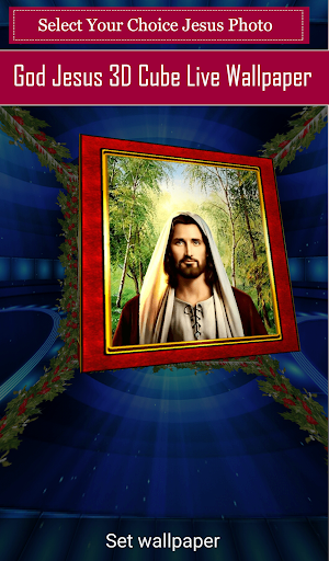 Jesus 3d Cube Live Wallpaper App Apk Free Download For Androidpc