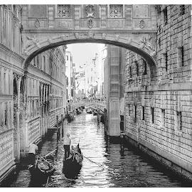 Bridge of Sighs by Seán Feely - City,  Street & Park  Historic Districts