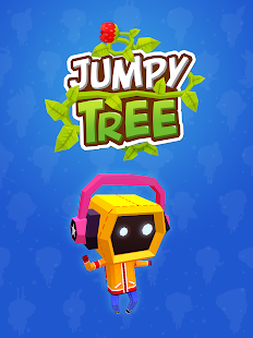 Jumpy Tree - Arcade Hopper- screenshot thumbnail