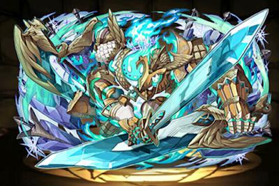 凍剣の氷精王・ホッポ