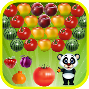 Panda Fruits Bubble for PC and MAC