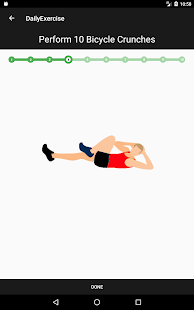 Download Daily Exercise for Windows Phone apk screenshot 9