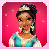 Dress Up Princess Amaka
