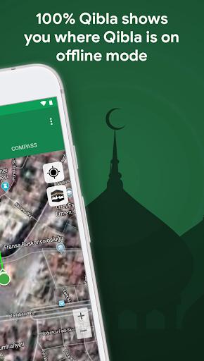 Qibla Finder screenshot 2