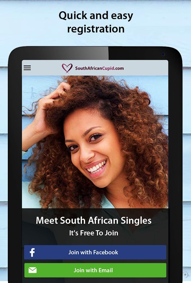 South african dating app
