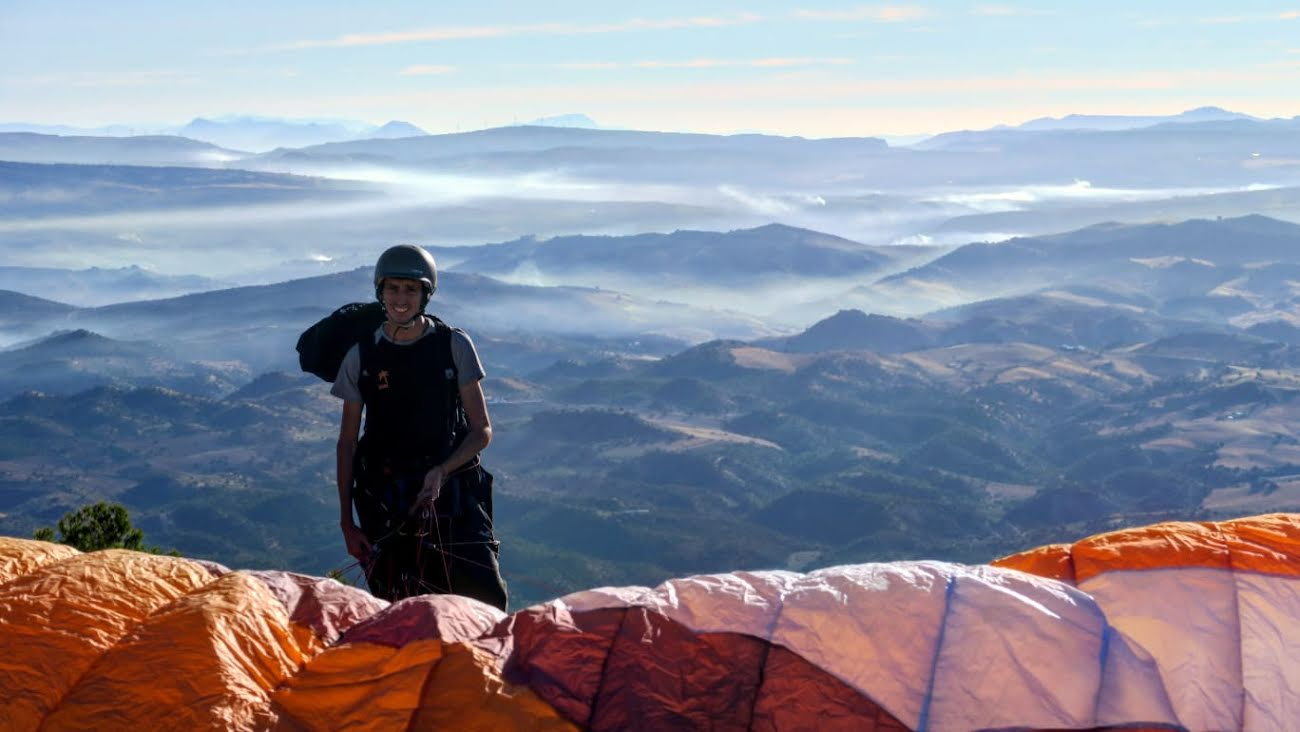 The Chorizo Paragliding Cup, come fly further with us!