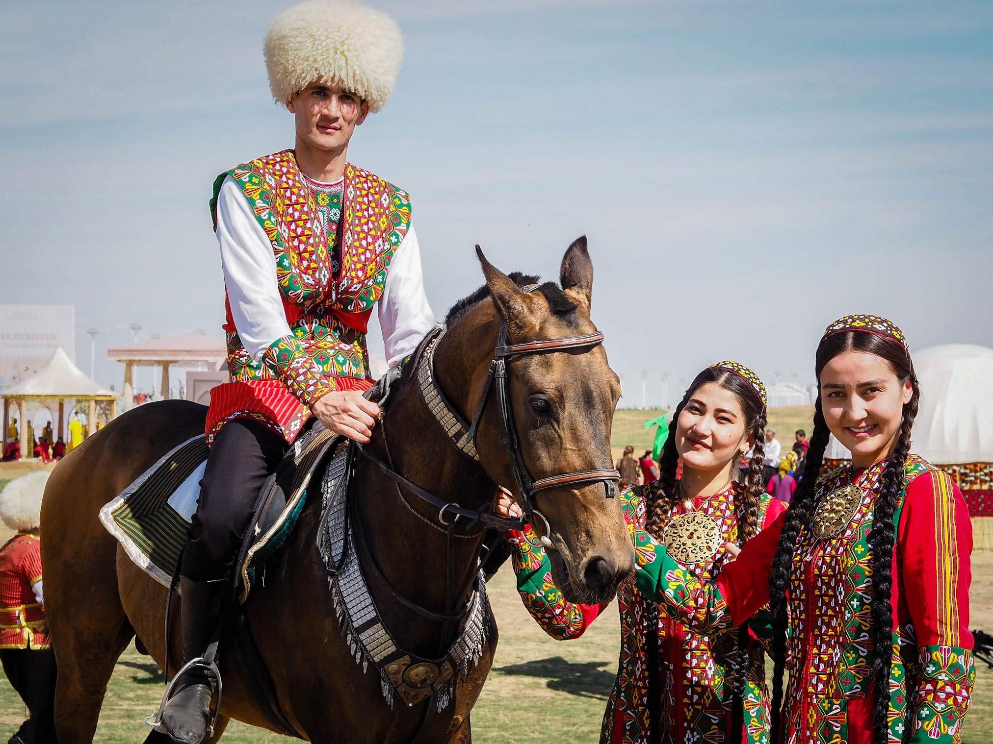 Nowruz Festival, Turkmenistan