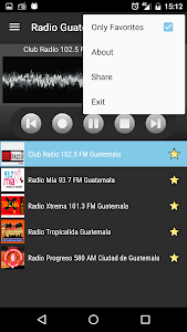 RADIO GUATEMALA screenshot 3