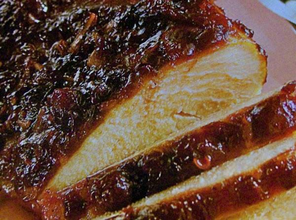3 Ingredient Grilled Pork Roast By Freda Recipe