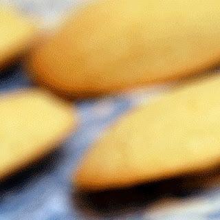 Ina Garten's Coconut Madeleines!
